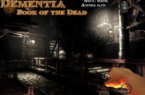 Download Android APK Game Dementia Book Of The Dead