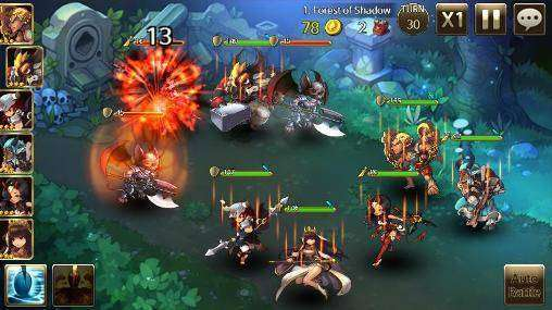 Demigod War MOD APK Android Game Free Download