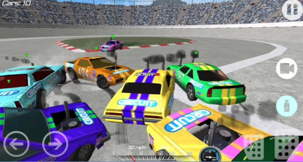 Demolition derby 2 APK Android