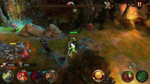 Demonrock: War of Ages MOD APK Android Free Download