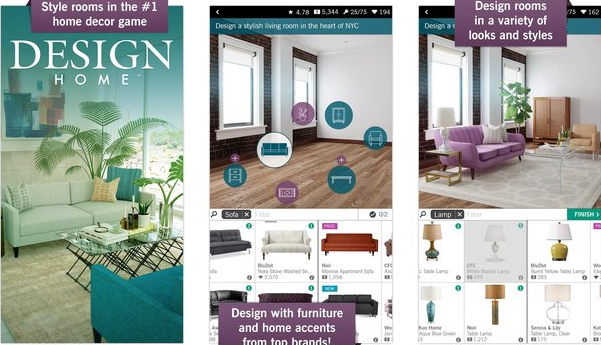 Download MOD APK Android Design Home