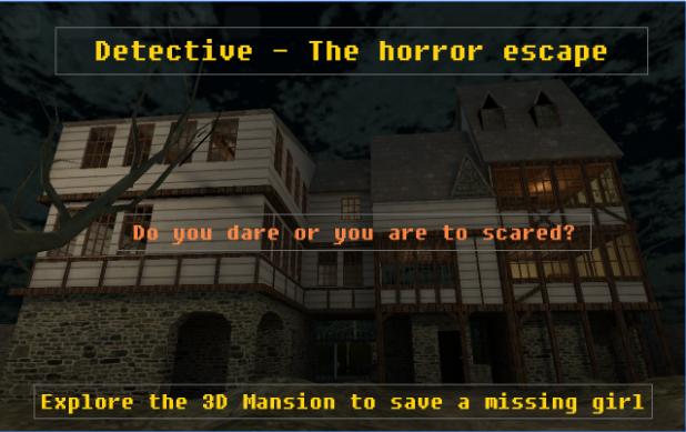 Detective horror escape