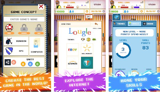 Developer Tycoon 2 Free In App Purchases Mod Apk Download