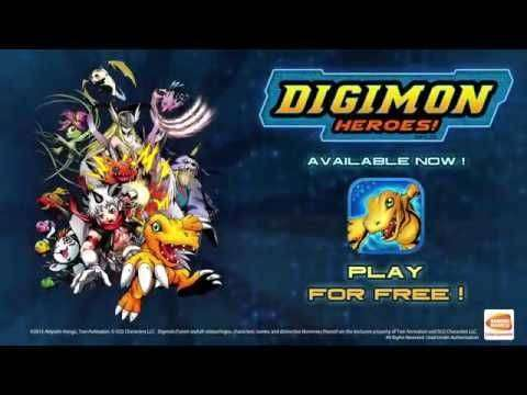 digimon heroes forum