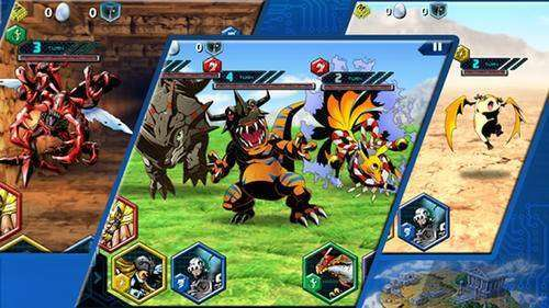 Digimon Heroes MOD APK Android Game Free Download