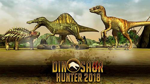 cazador de dinosaurios 2018