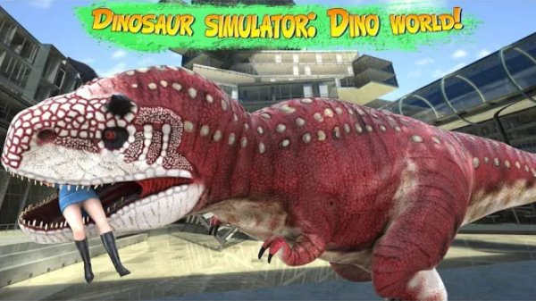 dinosaur simulator dino world