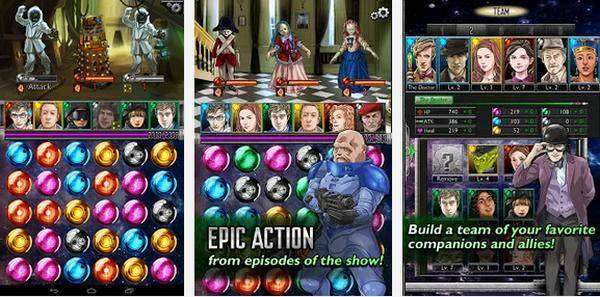 Doctor Who: Legacy MOD APK Android Game Free Download