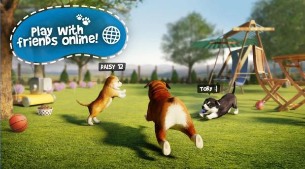 собаки тренажер APK ANDROID