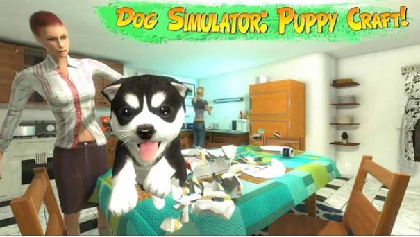 Hunde-Simulator-Welpen-Handwerk