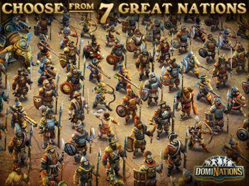 DomiNations MOD APK Android Game Free Download