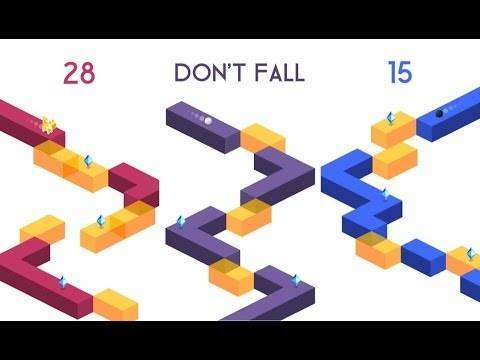 Don't Fall MOD APK Android Free Download