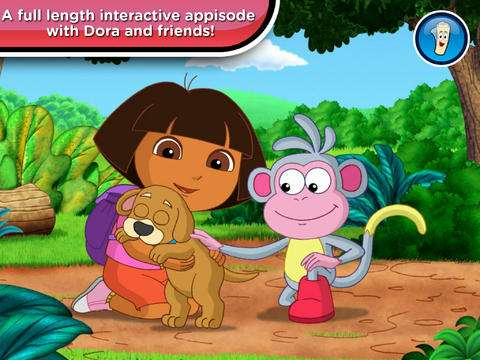 Dora's Great Big World! HD Full APK Android Free Download