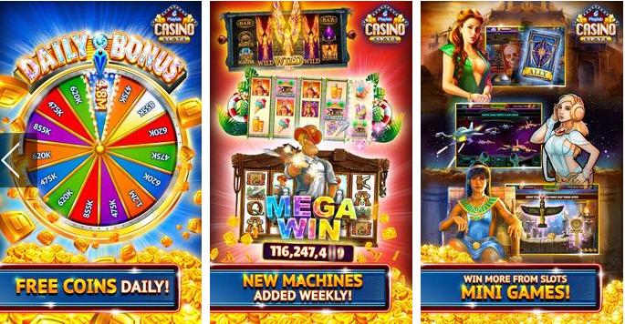 Double Win Vegas Slots Unlimited Coins Mod Apk Download
