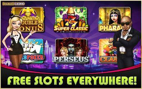 DoubleU Casino - FREE Slots MOD APK għall Download Android