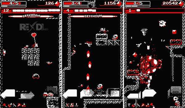 Downwell Full APK Android Free Download