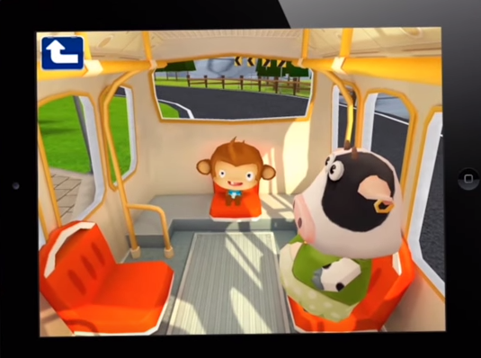 dr panda bus driver APK Android
