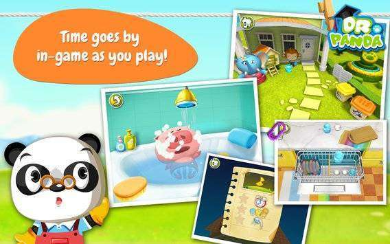 Dr. Panda Home Full APK Android Free Download