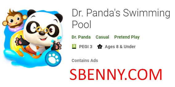 dr panda s piscine