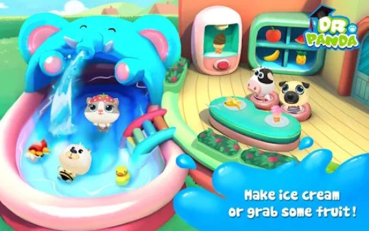 dr panda s piscine APK Android