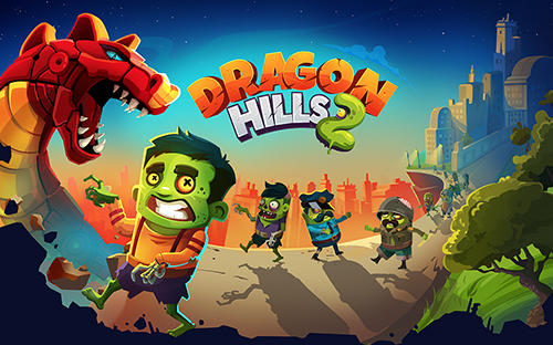 Dragon Hills MOD APK Android Game Free Download