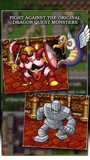 Dragon Quest Descargar juegos gratuitos para Android