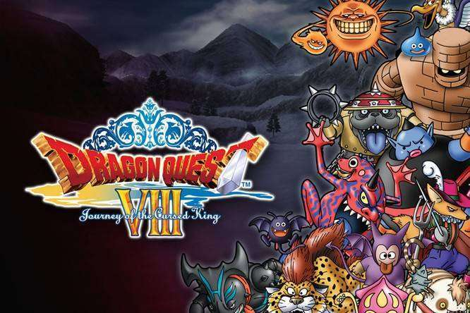 DRAGON QUEST VIII Unlimited Money & XP MOD APK Download