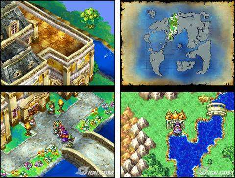 DRAGON QUEST IV Full APK Android Game Free Download