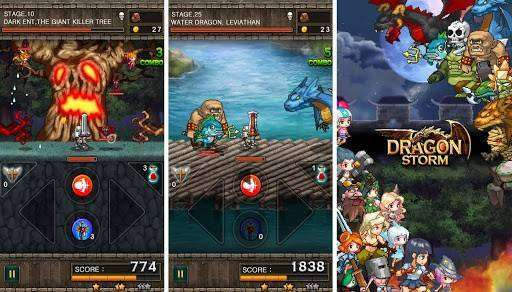 Dragon Storm APK MOD Android Free Download