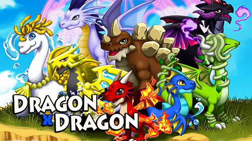 Dragon x Dragon -City Sim Game Unlimited Jewels MOD APK