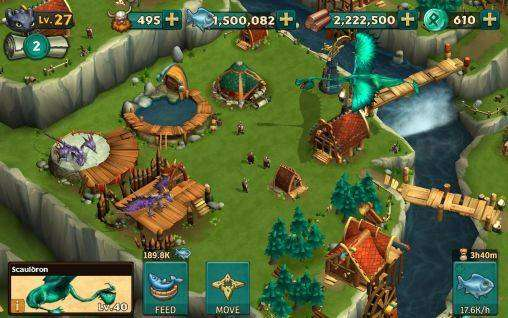 Dragons: Rise of Berk MOD APK Android Free Download