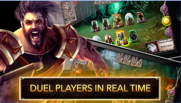 drakenlords ccg card duels APK Android