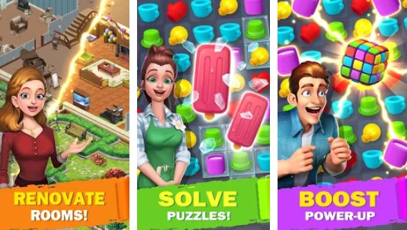 match home match APK Android