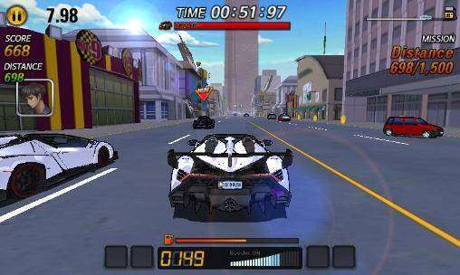 Drift City Mobile MOD APK Android Free Download
