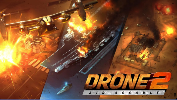 Drohne 2 Air Assault unreleased