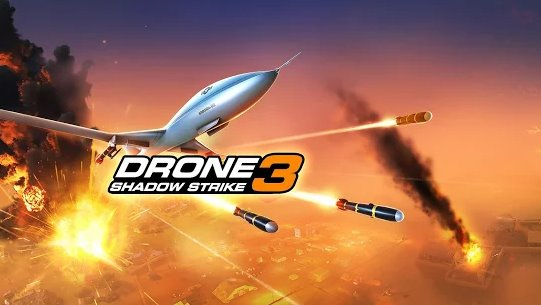 drone shadow strike APK Android