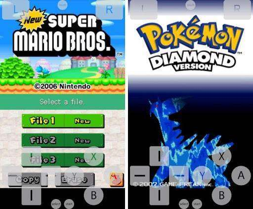 Dsoid - Nintendo DS Games Simulator for Android