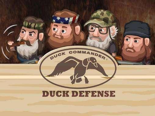 Duck Commander: Defensa de pato