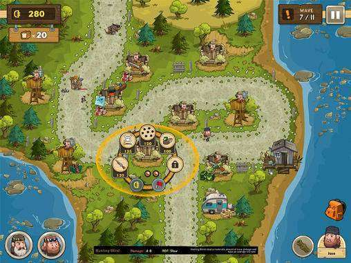 Duck Commander: Duck Defense APK + DATA Android Game Free Download