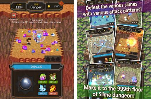 Dungeon999F Full APK Android Game Free Download