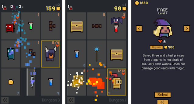 dungeon cards APK Android