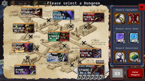 Dungeon Princess Free Shopping MOD APK Free Download