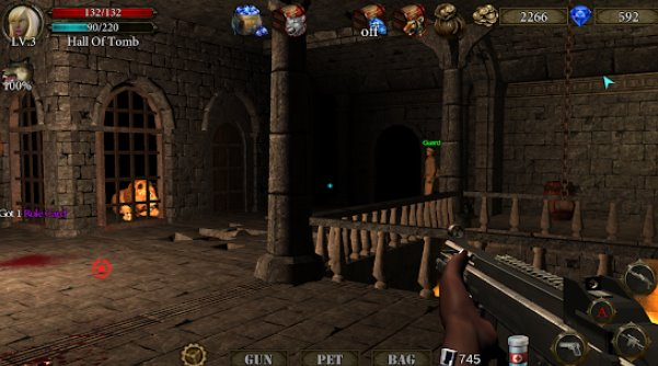 dungeon shooter v1 3 the forgotten temple APK Android