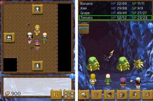 DungeonRPG Craftsmen adventure MOD APK Android Free Download