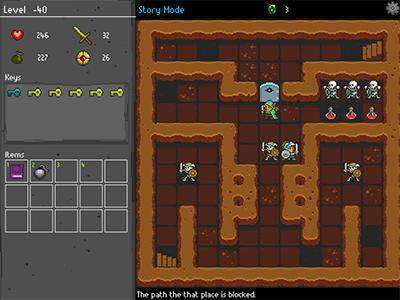 DungeonUp APK Android Game Free Download
