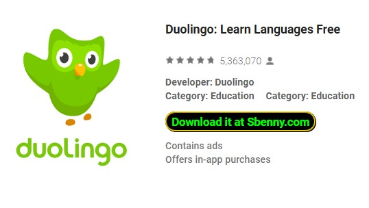 Duolingo Learn Languages Free Full Version MOD APK Download
