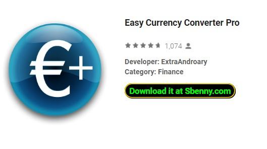 einfach Währungsumrechner pro