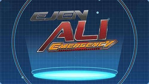 emergencia ejen ali