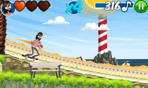 El Pescao Skate APK + OBB Android Game Download