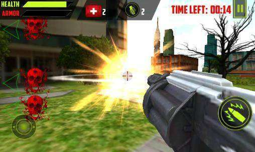 Elite Gunner 3D MOD APK Android Game Free Download